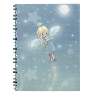 Little Star Angel Holiday Notebook