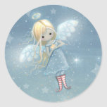 Little Star Angel Stickers