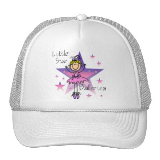 Little Star Ballerina - Blond Hair Trucker Hat