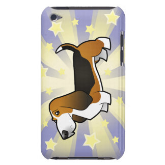 Little Star Basset Hound iPod Touch Cover