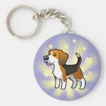 Little Star Beagle Keychain