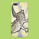 Little Star Bearded Dragon / Rankins Dragon iPhone SE/5/5s Cover