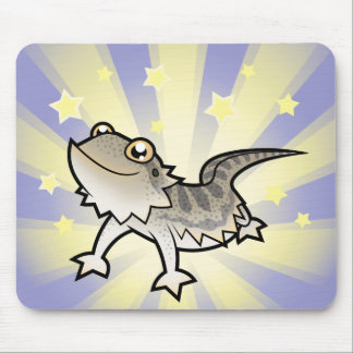 Little Star Bearded Dragon / Rankins Dragon Mouse Pad