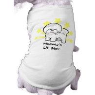 Little Star Bichon Frise Dog Tee