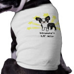 Little Star Boston Terrier Pet T-shirt