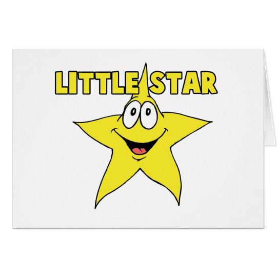 Little Star Card