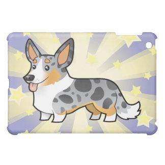 Little Star Cardigan Welsh Corgi iPad Mini Case