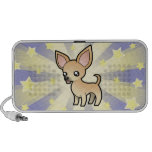 Little Star Chihuahua (smooth coat) iPhone Speaker