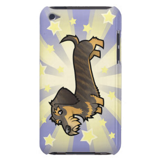 Little Star Dachshund (wirehair) iPod Touch Cover
