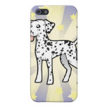 Little Star Dalmatian Cover For iPhone 5