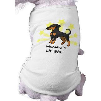 Little Star Doberman Pinscher (floppy ears) Shirt