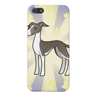 Little Star Greyhound/Whippet/Italian Greyhound Cover For iPhone SE/5/5s