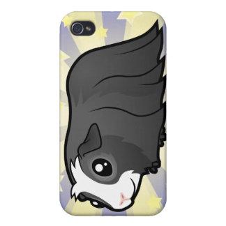 Little Star Guinea Pig (long hair) Case For iPhone 4