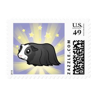 Little Star Guinea Pig (long hair) Postage
