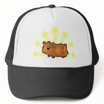 Little Star Guinea Pig (scruffy) Trucker Hat