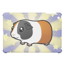 Little Star Guinea Pig (smooth hair) iPad Mini Cover