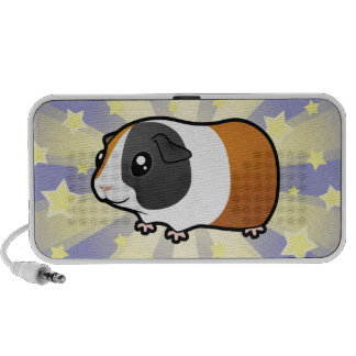 Little Star Guinea Pig (smooth hair) Mp3 Speakers
