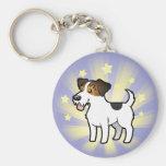 Little Star Jack Russell Terrier Key Chain