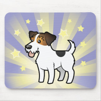 Little Star Jack Russell Terrier Mouse Pad