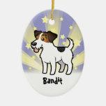Little Star Jack Russell Terrier Ornament