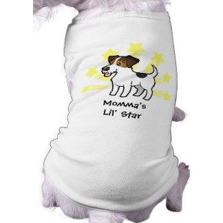 Little Star Jack Russell Terrier T-Shirt