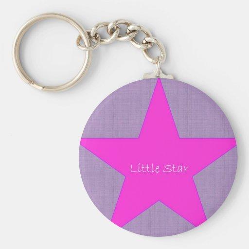 Little Star Key Chains