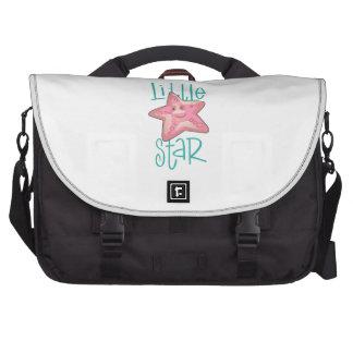 LITTLE STAR LAPTOP MESSENGER BAG