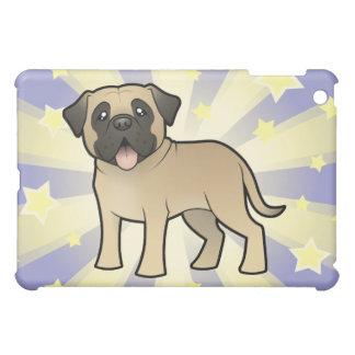 Little Star Mastiff / Bullmastiff iPad Mini Covers