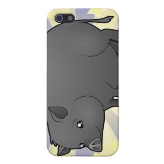 Little Star Miniature Pig Case For iPhone SE/5/5s