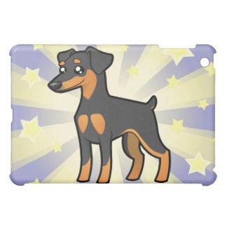 Little Star Miniature Pinscher /Manchester Terrier iPad Mini Cover