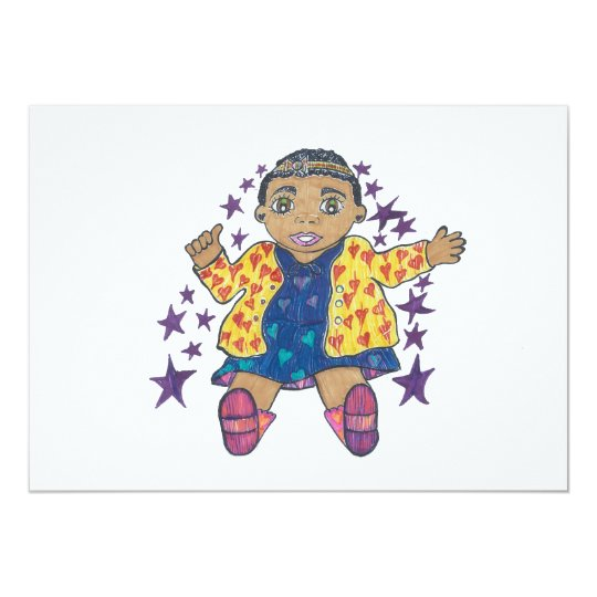 Little Star/Mylei twinkles and soars Card