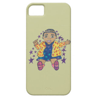 Little Star/ Mylei twinkles and soars. iPhone SE/5/5s Case