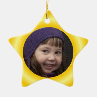 Little Star Christmas Tree Ornament