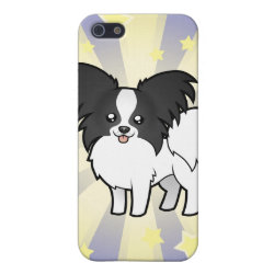 Little Star Papillon Cover For iPhone SE/5/5s