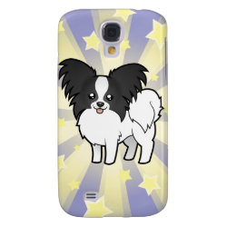 Little Star Papillon Samsung Galaxy S4 Case