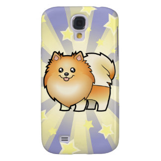 Little Star Pomeranian Samsung Galaxy S4 Case