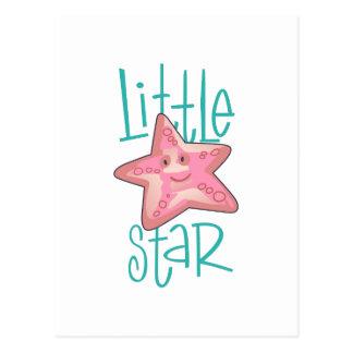 LITTLE STAR POSTCARD