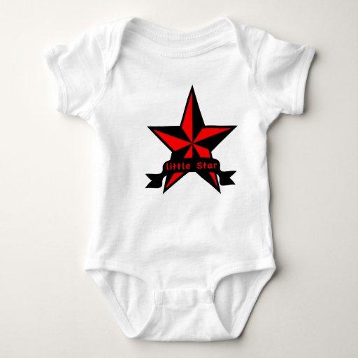 Little Star Punk Nautical Design Tshirts