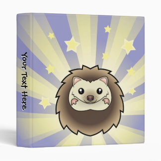 Little Star Pygmy Hedgehog Binders