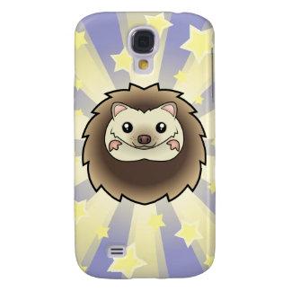 Little Star Pygmy Hedgehog Galaxy S4 Cover