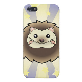 Little Star Pygmy Hedgehog Cases For iPhone 5