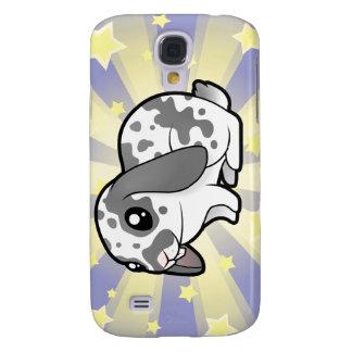 Little Star Rabbit (floppy ear smooth hair) Samsung S4 Case