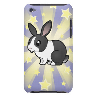 Little Star Rabbit uppy ear smooth hair iPod Touch Covers