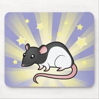 Little Star Rat Mouse Pad