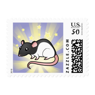 Little Star Rat Postage