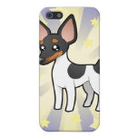 Little Star Rat Terrier / Toy Fox Terrier iPhone 5 Covers