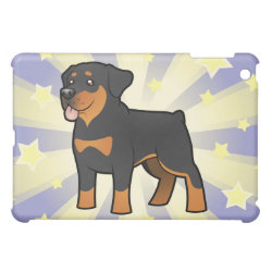 Little Star Rottweiler Case For The iPad Mini
