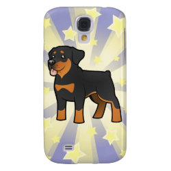 Case-Mate Barely There Samsung Galaxy S4 Case with Rottweiler Phone Cases design