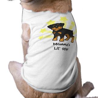 Little Star Rottweiler T-Shirt