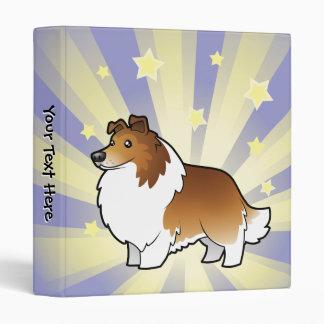 Little Star Shetland Sheepdog / Collie Binder